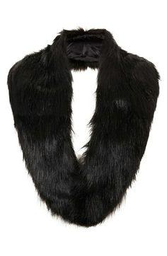 Topshop Faux Fur Stole | Nordstrom