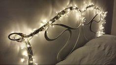 Glittering Bed