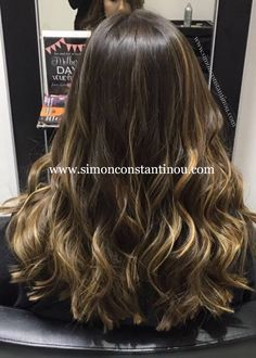 Cardiff Balayage Specialists. Call 02920461191 for your free consultation. #Brunette #Caramel #Balayage #haircolour #haircolor