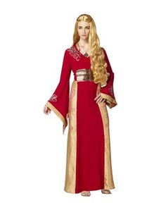 Game of Thrones Cersei Lannister Queen Adult Womens Costume
