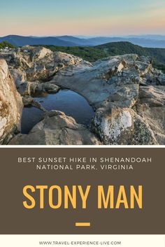 Stony Man Trail – Best Sunset Hike in Shenandoah National Park