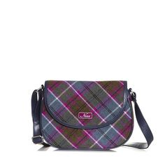 Fabulous Freya cross-body, satchel style bag. Just perfect... One of our Most-Wanted bags for the season.