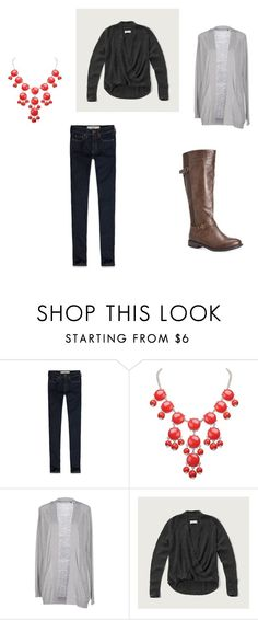 """""""Untitled #88"""" by lolocan on Polyvore featuring Abercrombie & Fitch, ONLY and Avenue"""