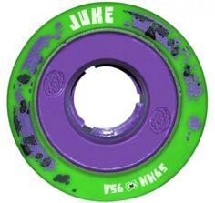 Atom Juke 3.0 Skate Wheels Hollow Core 59mm X 38mm 88A 91A 93A 95A Full Set of 8