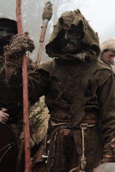 Krushak - LARP orc costume for winter by Krushak-Dagra.deviantart.com on @deviantART