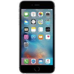 """Apple iPhone 6s Plus, iOS, 5.5"""", 4G LTE, SIM Free, 128GB,  New"""