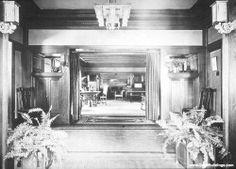 Babson House. 1907. Riverside, Illinois. Louis H. Sullivan