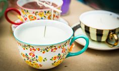 Home & Family - Tips & Products - Jessie Jane's DIY Candle Cups | Hallmark Channel