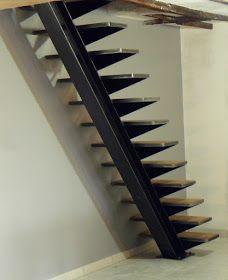 Ferronnerie métallerie serrurerie 79 Deux-Sèvres L'Art du Fer-Play: Escalier droit