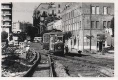 Foto storiche di Roma - Via Girolamo Benzoni Anno: 1967