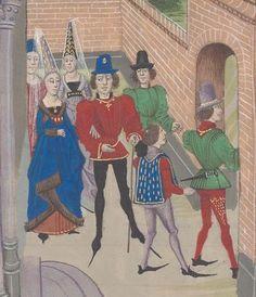 Regnault de Montauban, rédaction en prose. Regnault de Montauban, tome 4 Date d'édition : 1451-1500 Ms-5075 réserve Folio 161r