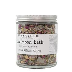 Plantfolk Apothecary - The Moon Bath Lunar Ritual Soak
