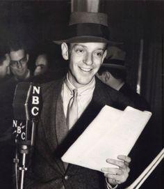Fred Astaire-cute, cute, cute!