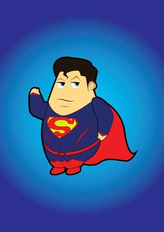 Look! up in the sky! It's a bird, no! It's a plane, no! It's Superman