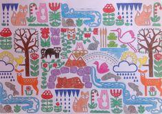 Julia, de Valladolid, acaba de enviarnos la ilustración con la que estrenamos este tablero. Nos escribe dándonos las gracias por la web. Gracias a tí por enviarnos tu dibujo!. Puedes descargarlo para colorear en https://chocolateillustration.com/ilustraciones/ya-llega-la-primavera/ #chocolateillustration #dibujosparapintar #colorear #yocoloreo #analinea #yallegalaprimavera