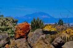 Gran Canaria wiodok na Teneryfę