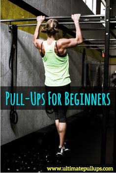 The only pull-up program you need to teach you how to achieve your ultimate goal of achieving or improving your pull-up! Pilates Studio, Pilates Reformer, Pull Up Variations, Pull Up Workout, Bodybuilding For Beginners, Tough Mudder, Pull Up Bar, Yoga Accessories, At Home Gym