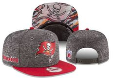 2770a41fc646c Cheap Wholesale NFL Tampa Bay Buccaneers Heather Gray Snapback Hats 2016 NFL  Draft 9FIFTY (2