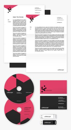 examples of corporate branding and identity