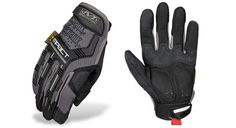 Mechanix Wear Womens M-Pact Glove, Impact Protection Knuckle Guard: Impact Guard™ integrated with TPR knuckle and finger protection for improved dexterity. Impact Palm: A second layer of material aids in durability with PORON® XRD™ for impact absorption.