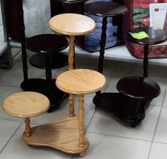 Valley Flowers, Wooden Plant Stands, Decoration, Wood Projects, Bar Stools, Creativity, Gardens, Table, Plants