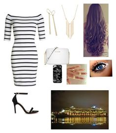 """Cruise outfit"" by mckenziestripling ❤ liked on Polyvore featuring Superdry, Michael Kors, Gemelli, Ippolita and Mr. Gugu & Miss Go"