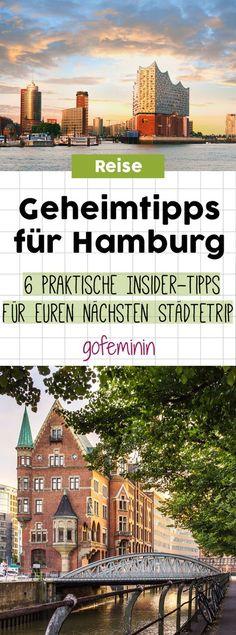 Moin, moin! 6 Geheimtipps für einen Städtetrip nach Hamburg #hamburg #tippshamburg #städtereisen #hamburginsider