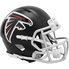 Nfl Football Helmets, Falcons Football, Football Fans, Nfl Sports, Sports Fan Shop, Atlanta Falcons Helmet, New Helmet, Helmet Design, Nfl Fans