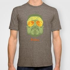The Lebowski Series: Walter T-shirt