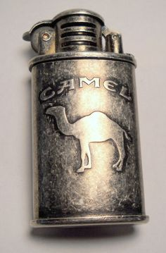Vintage Camel Cigarette Lighter