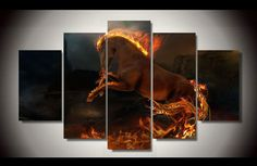 horse wall art pi...  http://homewalldeco.com/products/horse-wall-art-picture-on-canvas-canvas-art?utm_campaign=social_autopilot&utm_source=pin&utm_medium=pin