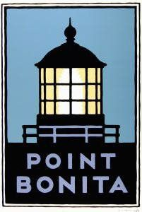 SFMOMA | SFMOMA | Explore Modern Art | Our Collection | Michael Schwab | Point Bonita Poster
