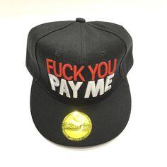 Fuck You Pay Me Snapback @SapkaTrend  WhatsApp: 0537 680 74 12  Snapchat: SapkaVakti  Ürünün kargo hariç fiyatı 40 liradır.  Havale/EFT/Kapıda ödeme mevcuttur.  Siparisleriniz icin DM veya WhatsApp uzerinden mesaj gönderebilirsiniz  #goorinbros #cock #tiger #wiseass #wolf #lion #goorin #alisveris #moda #yenisezon #istanbul #supreme #muratboz #şapka #hiphopnight #horozsapka #newera #snapback #fullback #sapka #takip #gelinlik #horoz #caylersons #snapchat #Turkey #Türkiye