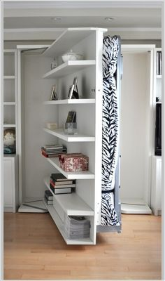 10 Clever Rotating Storage Ideas That Will Save Space