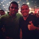 #foto Noite de samba no Traço de União é assim, amigo! www.tracodeuniao.com.br