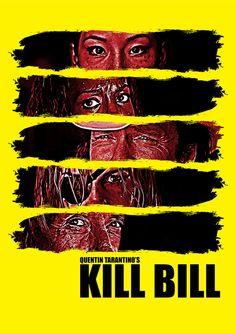 Kill Bill by Linda Hordijk | Celebrating 10 Years of Kills https://www.facebook.com/KillBillMovie