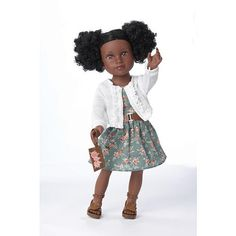 """Journey Girls Doll 18 inch Fashion Outfit - Floral Dress - Toys R Us - Toys """"R"""" Us"""
