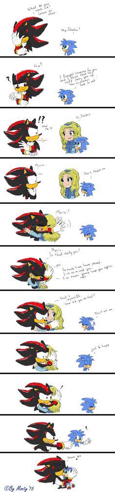 ShadowMaria comic by MontyTH.deviantart.com on @DeviantArt