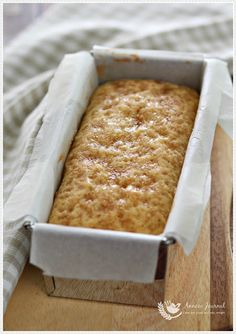 Madeira Cake (Nigella Lawson) 马德拉蛋糕 | Anncoo Journal - Come for Quick and Easy Recipes