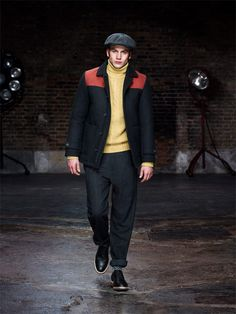 Ben Sherman 'Spirit of Union' Autumn Winter collection