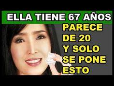 Dile a adios a Las Arrugas Con el potente ELIMINADOR DE ARRUGAS CASERO - YouTube