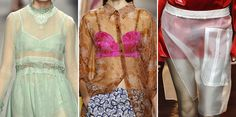 Portal UseFashion - Semana de Moda de Paris - Tecido plano e couro