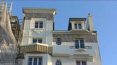 Patrizio redonne vie aux mosaïques Odorico à Rennes - France 3 Bretagne