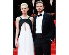 Carey Mulligan en Vionnet automne-hiver 2013-2014 et Justin Timberlake http://www.vogue.fr/mode/red-carpet/diaporama/la-montee-des-marches-du-film-inside-llewyn-davis/13321/image/755488#!carey-mulligan-en-vionnet-automne-hiver-2013-2014-et-justin-timberlake