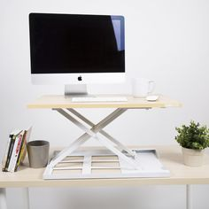 X-ELITE by Stand Steady® - X-ELITE Pro Sit/Stand Standing Desk / Height-Adjustable Stand up Desk