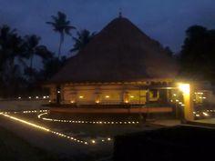 Mahadeva temple in Kizhillam, Ernakulam.