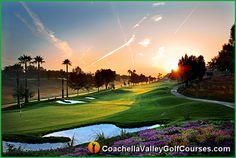 Desert Falls Golf Course.