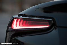 An Encounter With The Lexus LC 500 - Speedhunters Lexus Lc, Future Car, Future Tech, Alfa Romeo Cars, Car Headlights, Porsche Panamera, Luz Led, Ford Gt, Transportation Design