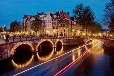 Keizersgracht Vanal, Amsterdam