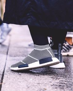 ADIDAS NMD City Sock #fashion #snap